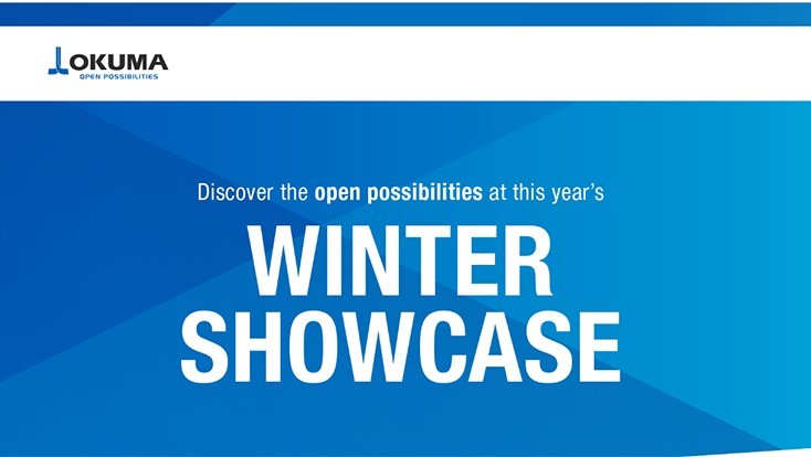 Automation applications, solutions at Okuma's Annual Winter Showcase