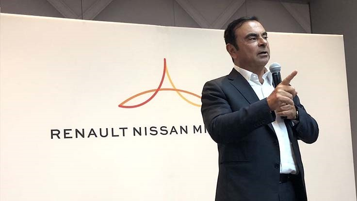 Nissan's Ghosn arrested in Japan, to be ousted by automaker