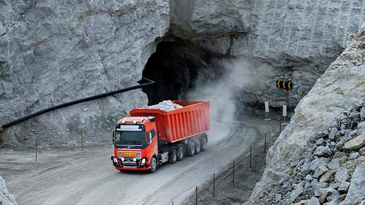 Volvo Trucks to produce autonomous mining trucks