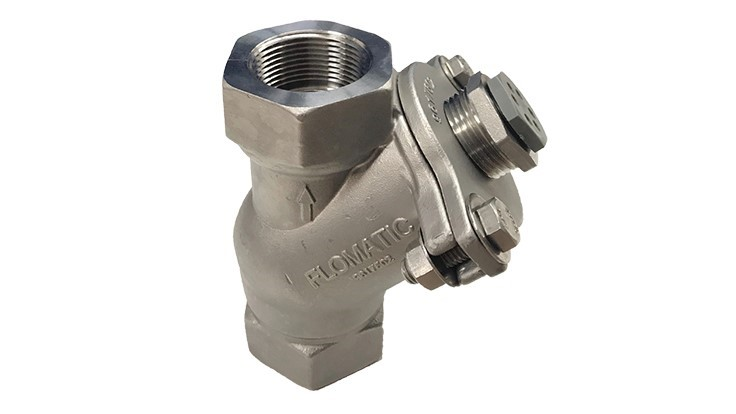 Flomatic introduces new stainless steel check valve