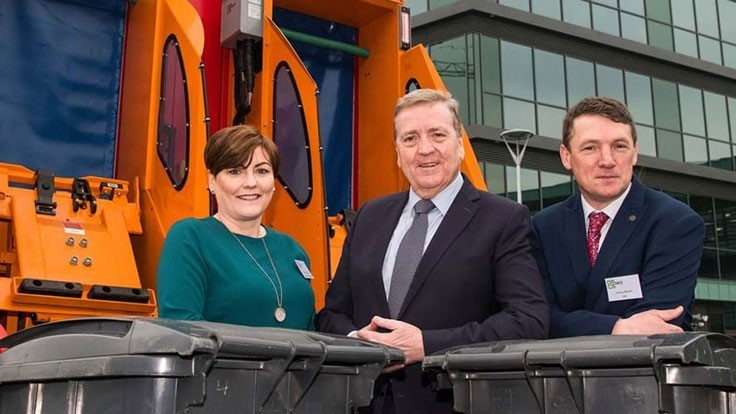 AMCS opens global headquarters in Limerick