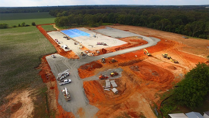 Pure Flavor breaks ground on new Georgia distribution center