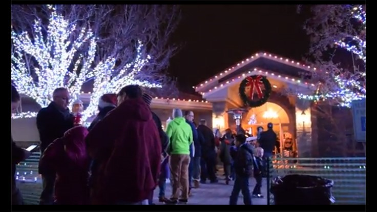 Senske to Host Charity Holiday Light Show Benefiting 2nd Harvest