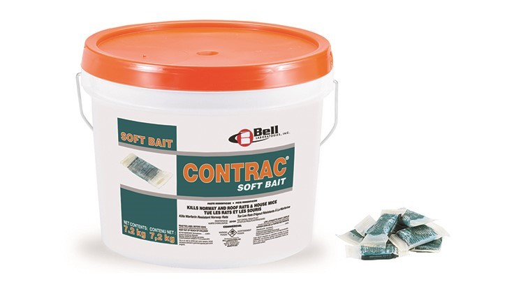 Contrac Soft Bait Now Available in Canada