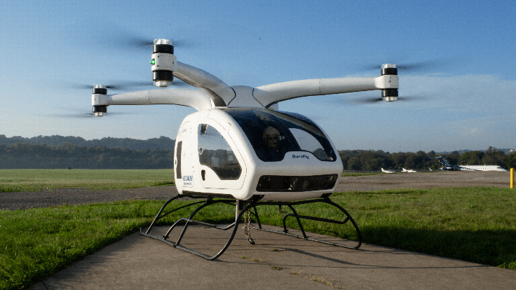 Workhorse Group to test SureFly eVTOL for US military