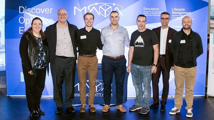 Maya HTT, Siemens PLM host space movie premier in Montreal