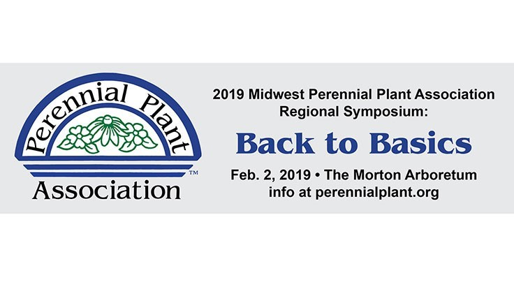 2019 Midwest Perennial Plant Association Regional Symposium scheduled