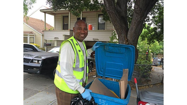 Vallejo, California, offers year of free garbage pickup for proper recycling