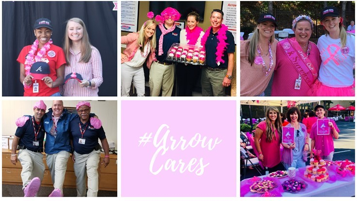 Arrow Exterminators Supports the National Breast Cancer Foundation