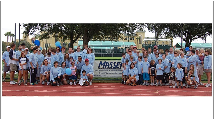 Massey Services Increases Sponsorship, Expands Across Multiple Regions for Autism Speaks