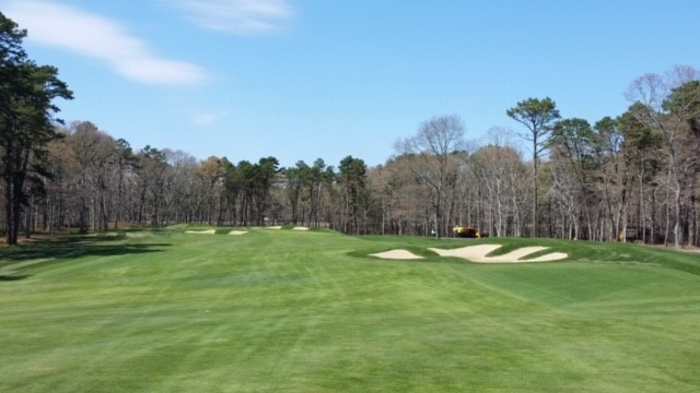 Cape Cod course completes two-year renovation