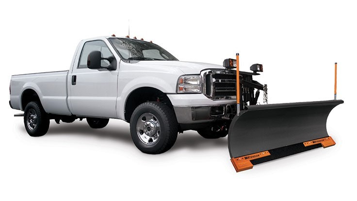 Winter Equipment Xtendor snow plow cutting edge now available