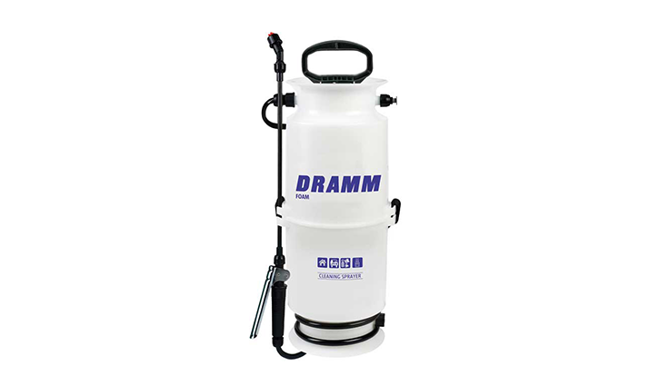 DRAMM releases new compression foamer