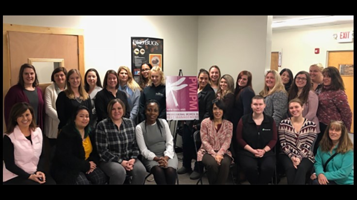 PWIPM New England Holds Training Class