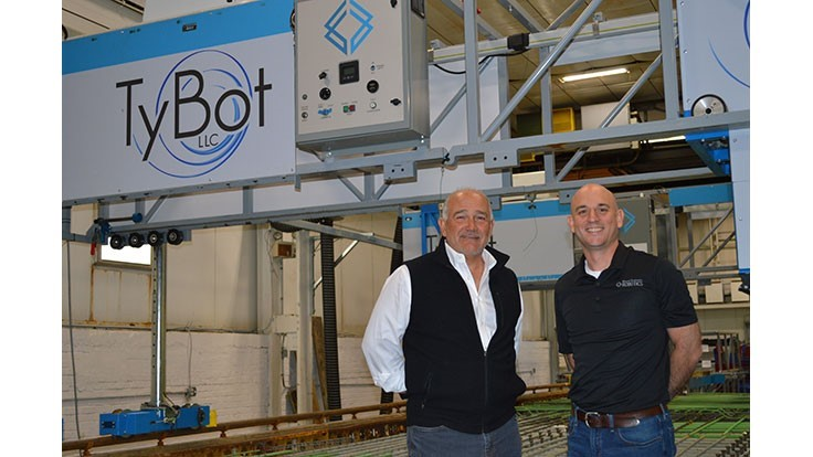 TyBot advances the construction industry