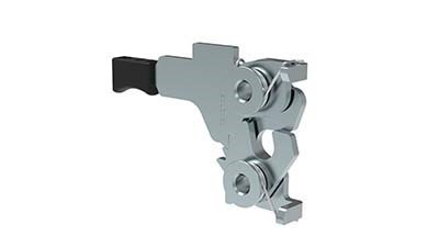Hand-actuated latch