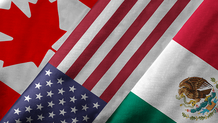 United States, Canada and Mexico sign new trade agreement
