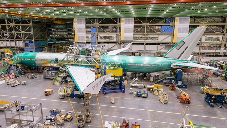Boeing, ELG Carbon Fibre to recycle aerospace materials