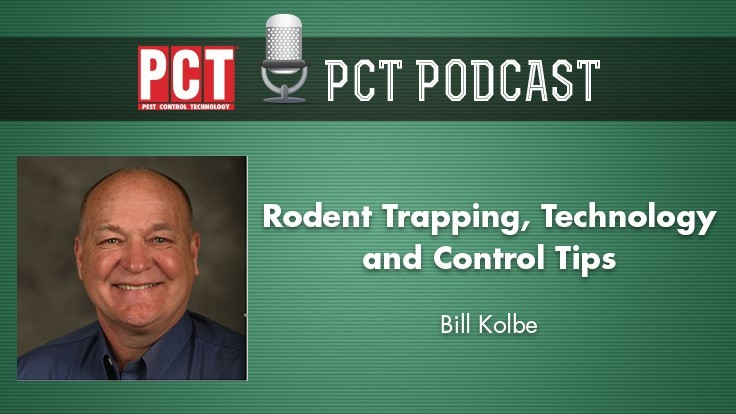 Podcast: Rodent Trapping, Technology and Control Tips