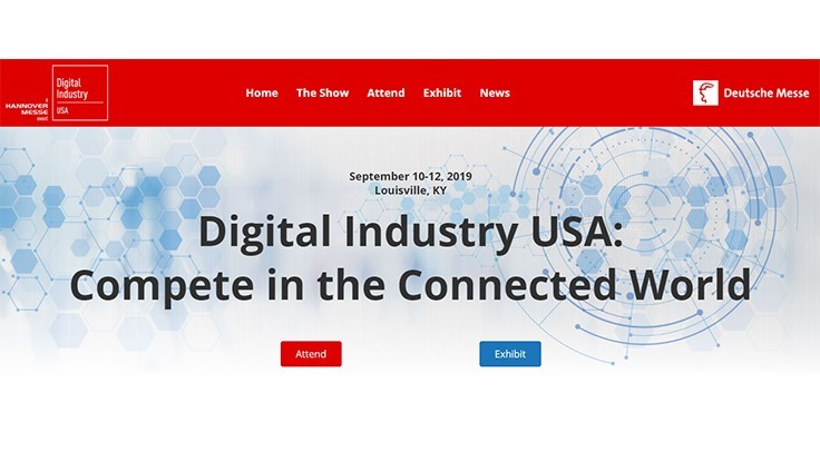 Hannover Fairs USA launches Digital Industry Trade Show