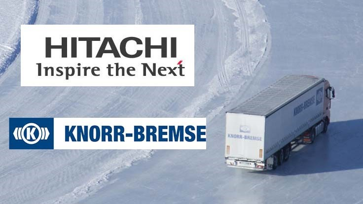 Knorr-Bremse moves into commercial steering with Hitachi unit purchase