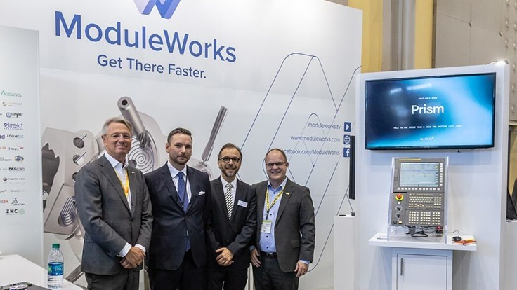 ModuleWorks, Sandvik Machining Solutions collaborate on Prism