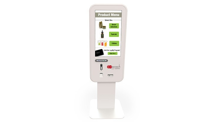 Frank Mayer and Associates, Inc. Introduces Approach: A Self-Service Ordering Kiosk for Dispensaries