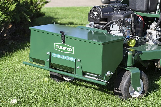 Turfco introduces new seeder attachment