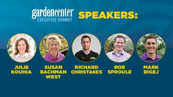 Garden Center Executive Summit speaker lineup includes leaders from top independents