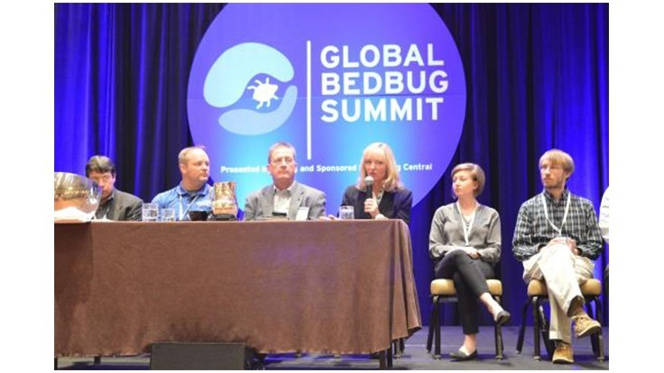 More Than 500 Attend Global Bed Bug Summit