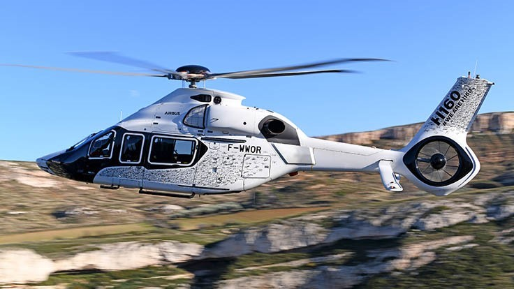 First serial Airbus H160 takes to the skies