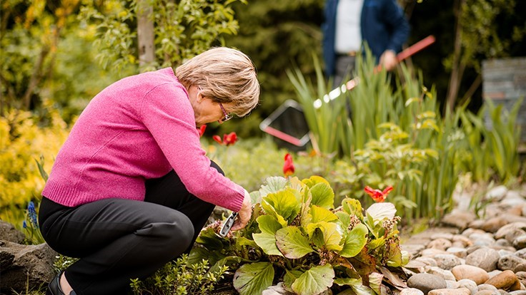 Gardening could help you live to 100