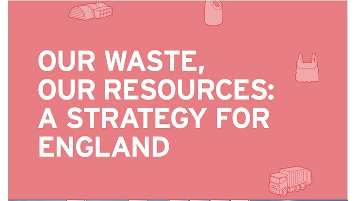 Industry responds to UK Resources and Waste Strategy