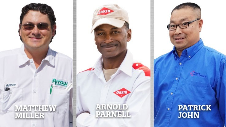 PCT/BASF Announce 2018 Technicians of the Year