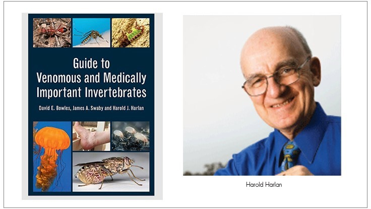 New Book Highlights Medically Important Invertebrates that PMPs Should Know