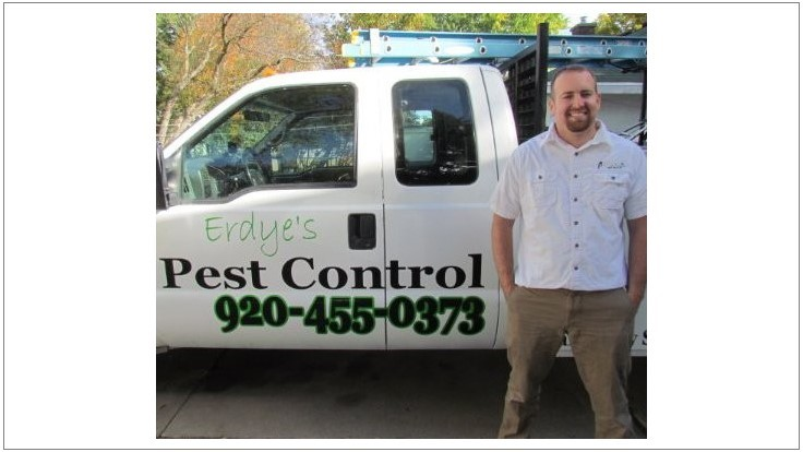 Erdye's Pest Control Opens Brookfield (WI) Office
