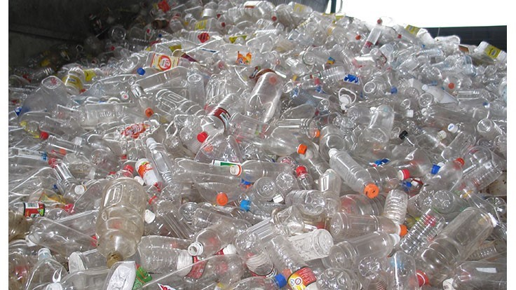 Queen's University Belfast tackles plastic waste problems