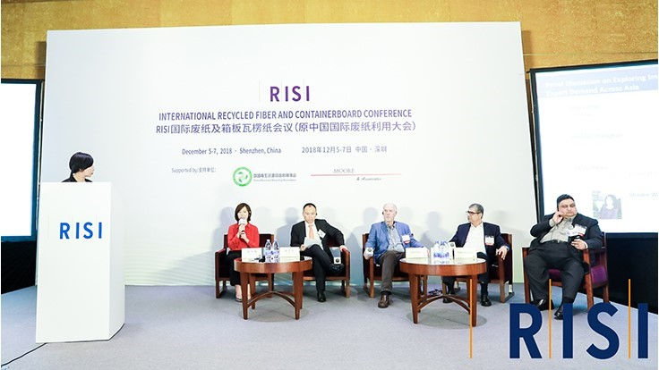 RISI China Conference: The year that was and wasn't