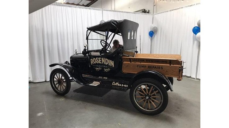 Rosendin Electric celebrates 100 years