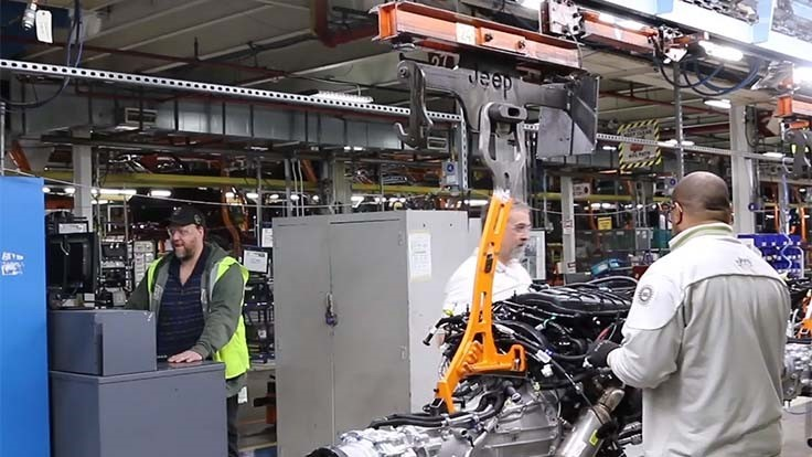 FCA used plant LEDs to lower power bills (Video)
