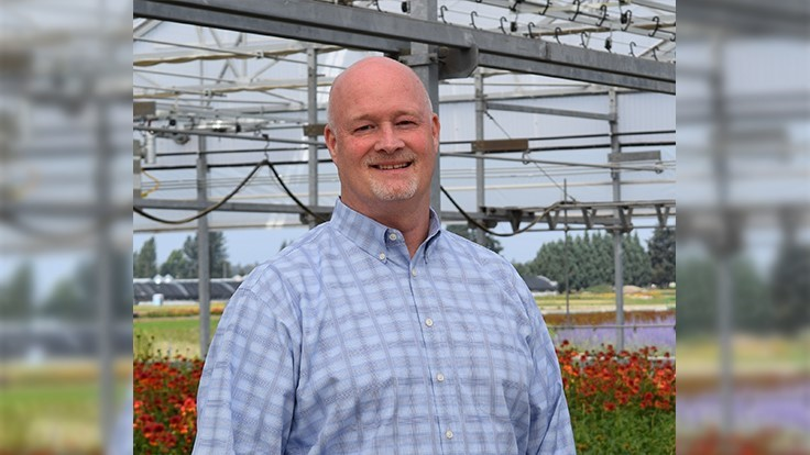 Skagit Horticulture appoints Scott Crownover as president and CEO
