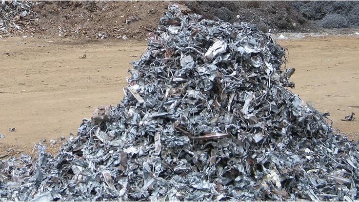 Lower nonferrous scrap prices compress margins for Schnitzer's recycling business unit