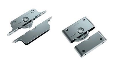 Updated panel-fastening latch