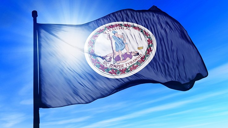 Bill Would Legalize Marijuana Use in Virginia