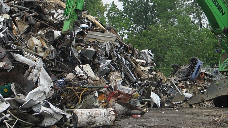 Ferrous scrap loses value in January trading