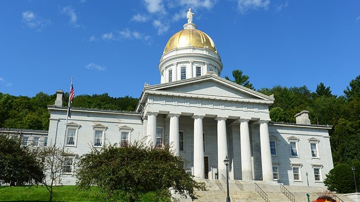 Vermont Senate to Propose Simplified Cannabis Retail Bill With 10 Percent Tax