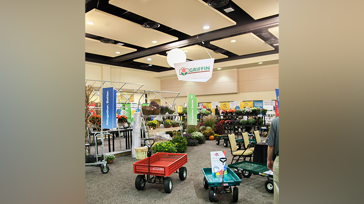 Dates set for 2019 Griffin Grower & Retailer Expos