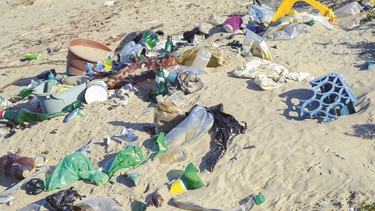 Alliance to End Plastic Waste targets plastic in the environment