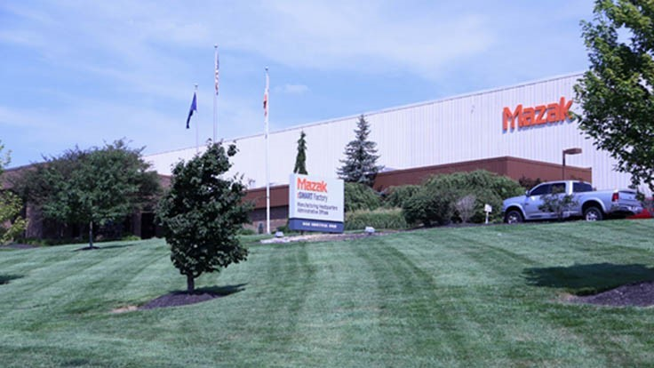 Mazak to invest $8.5M in Ky. manufacturing operations