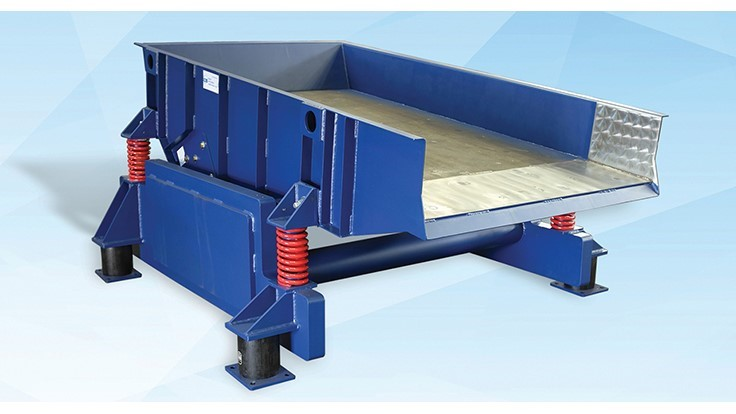 BPS vibratory feeders available in customized lengths